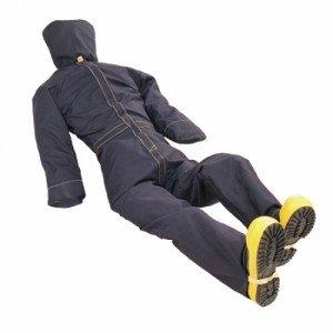 Mannequin de dégagement non feu enfant 20 Kg