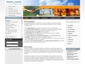 Découvrez le cabinet d'expert comptable Schmeltz sur schmeltz.eu