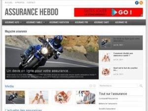 Assurance Hebdo