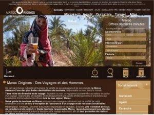 Maroc Origines
