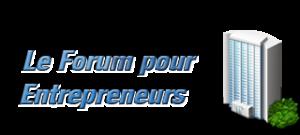Forum pour entrepreneurs