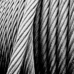 Câbles d'acier (Treuil de mine)