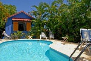 Location d'un studio en Guadeloupe