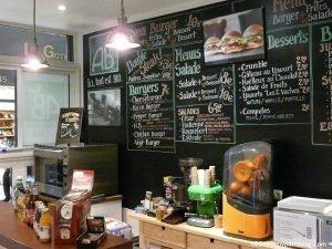 Restaurant Bio Burger
