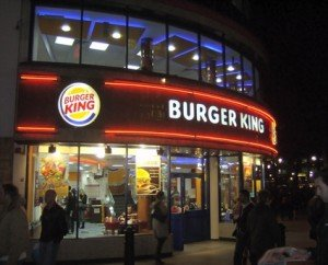 Burger King Paris
