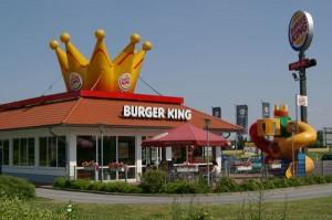 Burger King St Lazare