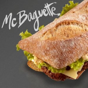 Mc Baguette McDonald