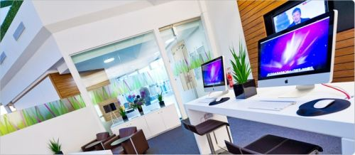 Location flexible de bureaux pour professionnels