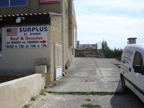 Boutique Surplus militaire