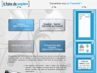 Afairedepapiers.com, votre partenaire administratif