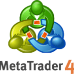 Logo de MetaTrader 4