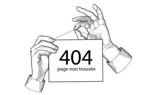 Page non trouvée