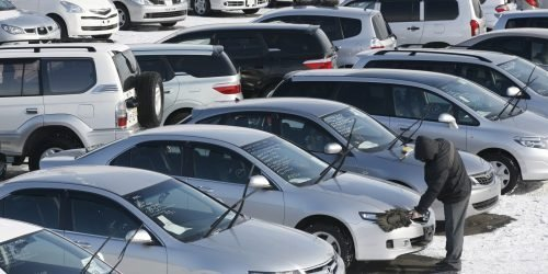 le marché automobile