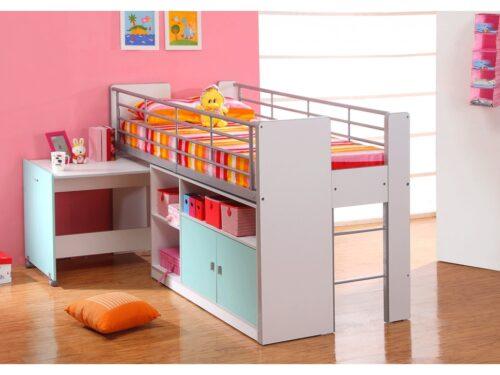 trouver un lit combin bureau pas cher. Black Bedroom Furniture Sets. Home Design Ideas