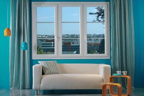 Fenêtre PVC de qualité