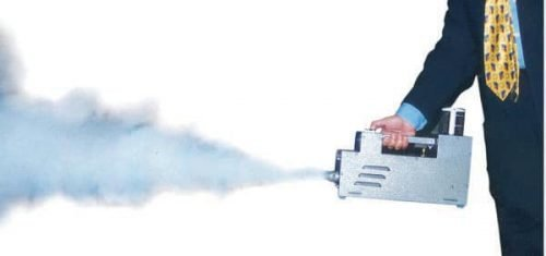 générateur de fumée secourisme