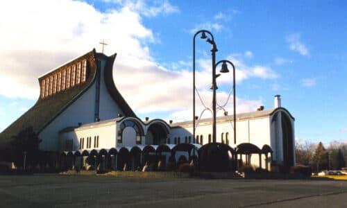 Eglise de Repentigny au Québec