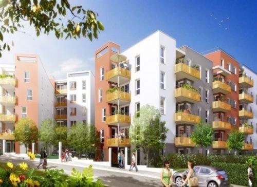 Appartement loi Pinel à Vénissieux