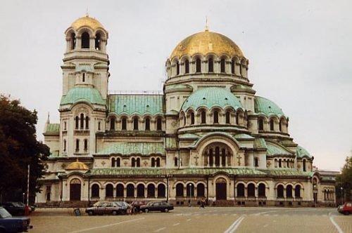 Sofia, la capitale de Bulgarie