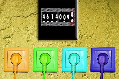 mise en veille appareils électriques