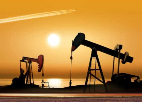 Trading petrole