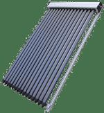 Un panneau solaire thermique - source photos conseils-thermiques.org