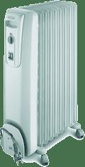 Le radiateur à bain d'huile - source photos conseils-thermiques.org