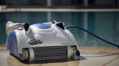 robot piscine Dolphin Cosmos 20