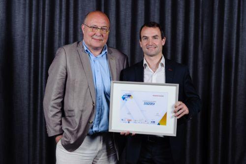 Trophées Chef d'Entreprise 2013