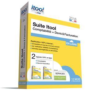 Logiciel de comptabilité en ligne : Suite Itool