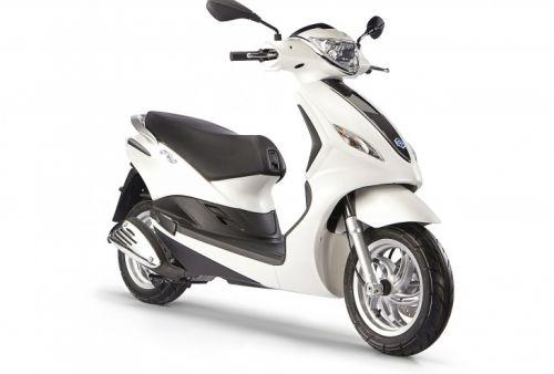 Scooter 125 Piaggio monocylindre 4T