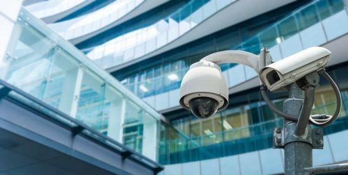 surveillance locaux entreprise