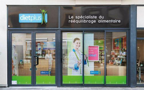DietPlus, une des franchises les plus populaires en France