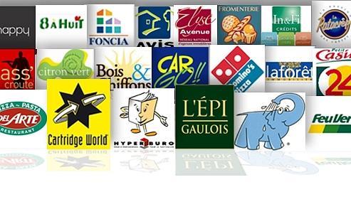 La liste des franchises en France est longue
