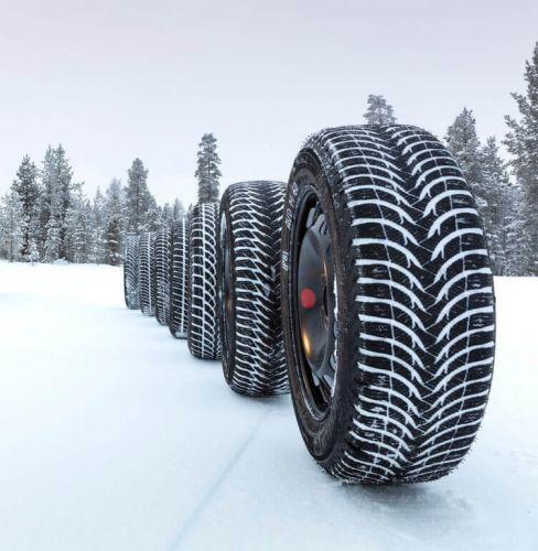 Pneus hiver utilitaire