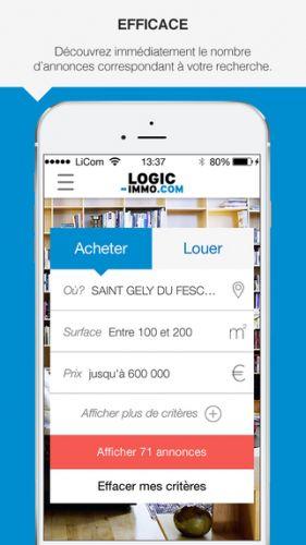 app logic immo