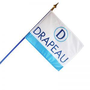 drapeau personnalisé