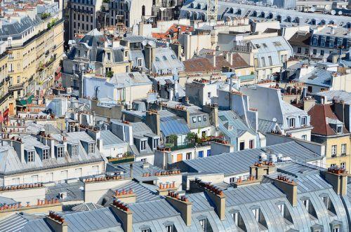 En France pour l'immobilier