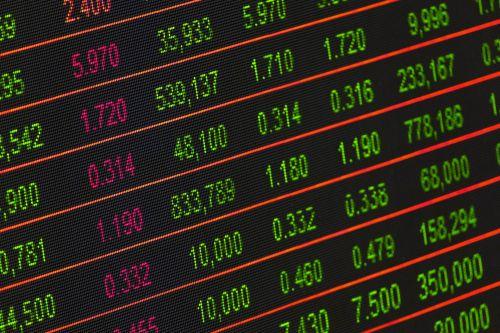 trader forex - crédit : pixabay